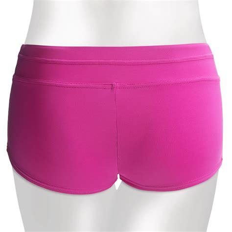 boy short swimsuit bottoms for women jag solid swimsuit bottoms for women 7879t save 89