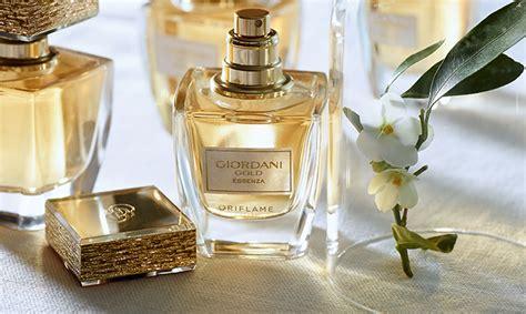 Giordania Gold Esenza professional make up giordani gold essenza pierwsze prawdziwe perfumy od oriflame