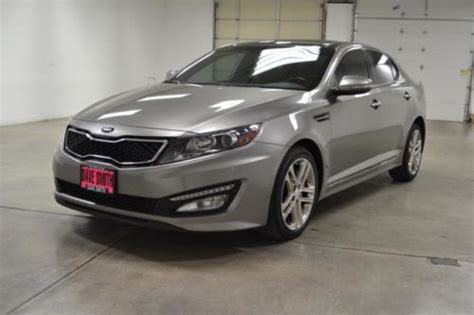 Kia Optima 13 Find Used 13 Kia Optima Sx Heated Seats Sunroof Navigation