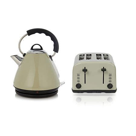 george home pyramid kettle  slice toaster range putty  house toaster kettle funky