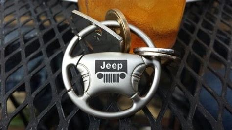 Jeep Chaign My New Jeep Key Chain Jeeps Chains