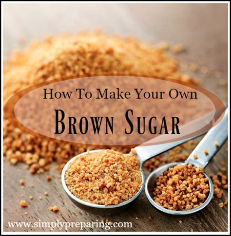 how to make brown sugar recipe dishmaps