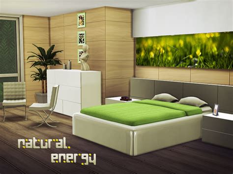 sims bedroom the sims resource natural energy by kilometro sims 4