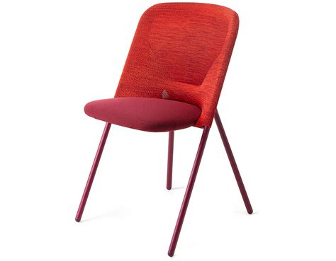Shift Foldable Dining Chair Hivemodern Com Foldable Dining Chairs