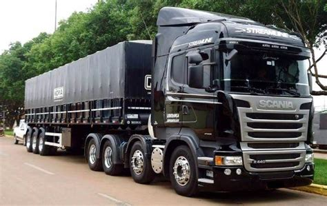 scania r440 8x2 streamline carreta ls 2016 17 0km