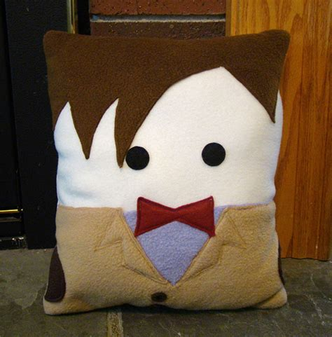 Doctor Who Pillow - doctor who plush 11th doctor pillow pillows are cool