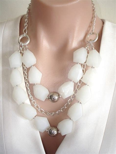 Handmade Statement Necklace - best 25 handmade statement necklace ideas on