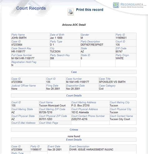 Arkansas Court Records Check Background Records Check Official Arrest Records In Paso Tx County