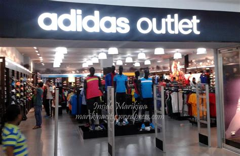 Outlet Stores adidas outlet store inside marikina