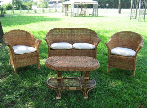 mobili da giardino in vimini arredamento per esterno mobili da giardino salotti per