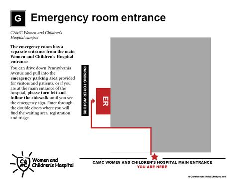 charleston emergency room emergency room charleston west virginia wv care camc org