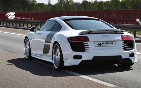 BoostAddict Prior Design Audi R8 Body Kit