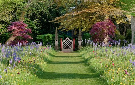 A Garden by By Design Highgrove Gardens
