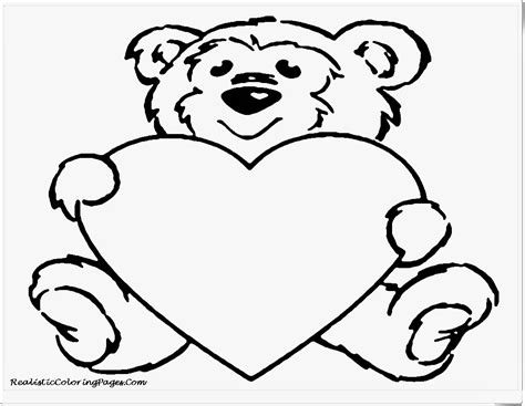 Galerry coloring pages for valentines day printable