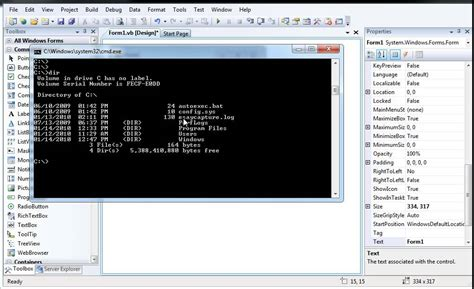 tutorial vb net windows application visual basic net sinhala tutorial 01 working with