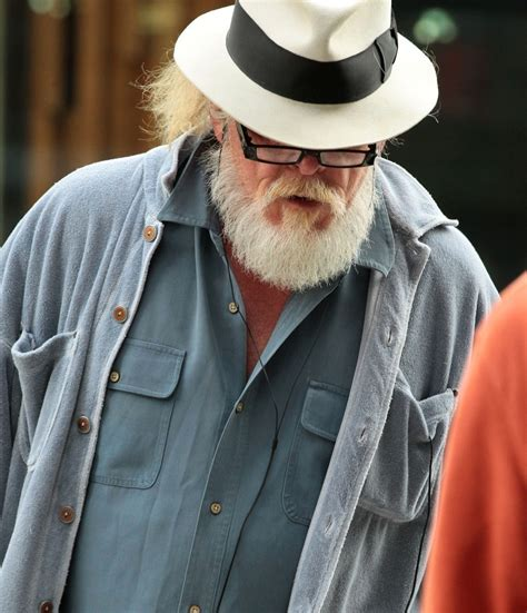 Nick Nolte Is A New Celebamour by Nick Nolte Takes A Stroll In Nyc Zimbio