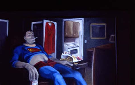 superman on the couch a job for superman couch potato