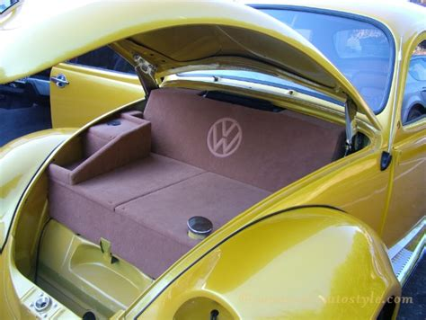 volkswagen beetle modified interior vw beetle interior a t autostyle