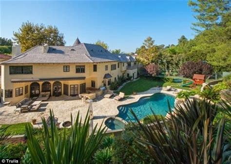 Dave Grohl House by S Parents Put Their Encino Mansion On The