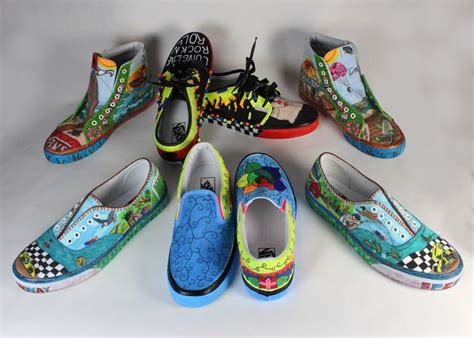 design competition shoes 17 best images about van s custom culture on pinterest