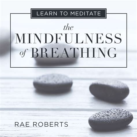 learn to meditate download learn to meditate the mindfulness of breathing audiobook by rae roberts for just 5 95