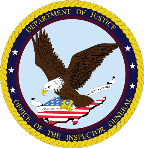 United States Department Of Justice Search United States Department Of Justice Office Of The Inspector General