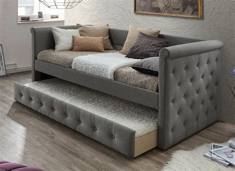 Daybed With Trundle wholesale interiors baxton studio marea daybed with