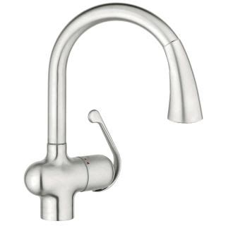 grohe 33755sd1 stainless steel kitchen faucet build