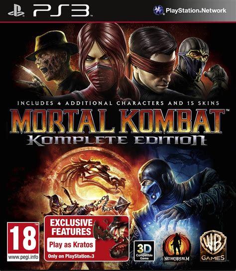 Mortal Kombat Komplete Edition Ps3 mortal kombat komplete edition ps3 car interior design