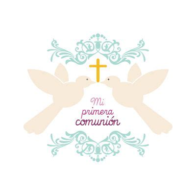 invitaciones para primera comunion de nino grati