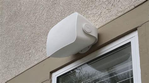 outdoor speakers  waterproof bluetooth speakers