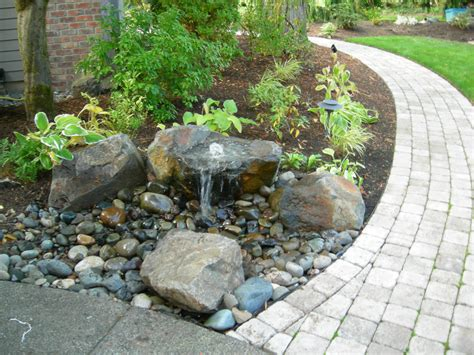 backyard water feature ideas top water feature small garden 18 with a lot more