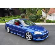 Honda Civic 2000 Blue / Blue1jpg