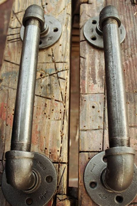 barn door pulls 1000 ideas about barn door handles on barn