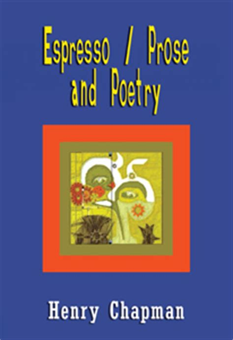 prose and poetry for my phenomenal books bookventure espresso prose and poetry