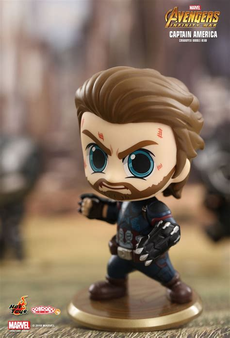 Toys Cosbaby Team Iron Marvel Captain America 3 Civil War check out all the infinity war cosbabys revealed by toys collector verse