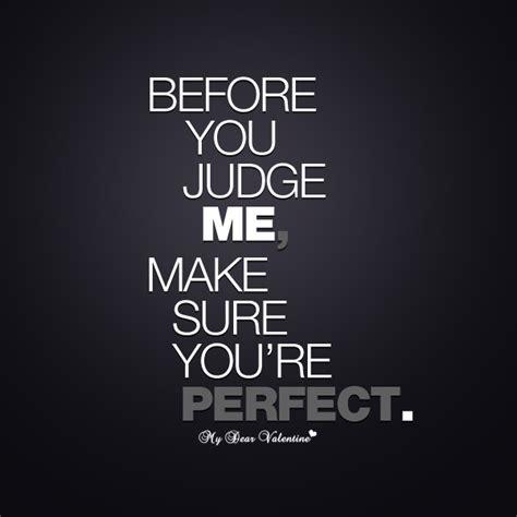 Judge Me judge me quotes quotesgram