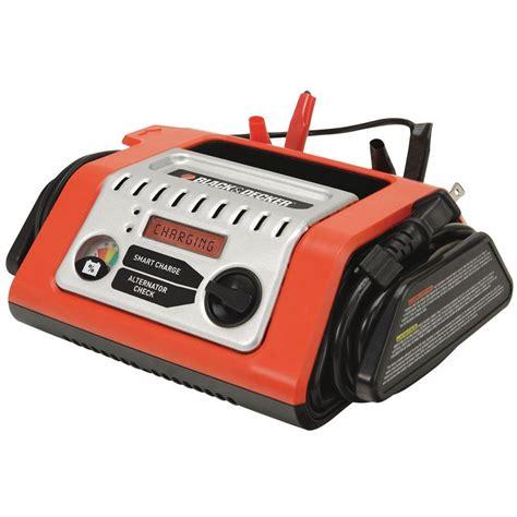 black decker battery charger black decker 10 simple battery charger bcs10b the