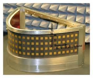 Design Of Experiments sar experiments using a conformal antenna array radar