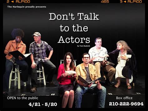 The Harlequin productions from 5 14 to 5 21 ctx live theatre