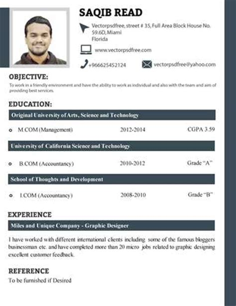 How We Can Make Resume by How To Make A Resume A Guide For