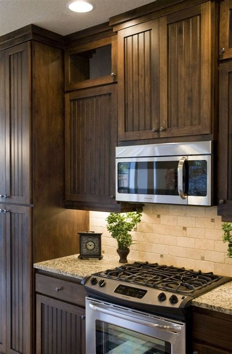 Alternative Kitchen Cabinet Ideas This Would Be An Awesome Finish For Our Cabinets As Alternative To Painting Light Back Splash