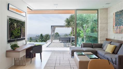modern home interior design 2014 hillside california home with gorgeous outdoor spaces