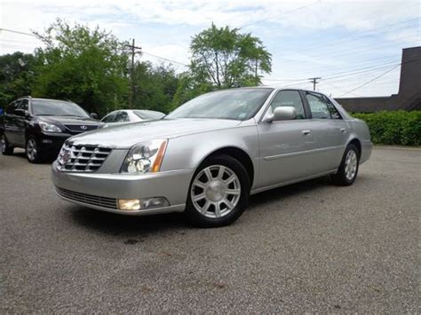08 Cadillac Dts by Sell Used Cadillac Dts 54k Clean No Reserve Rebuilt