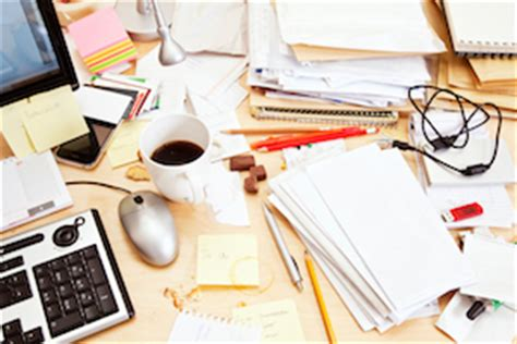 Tips On Organizing Your Desk by 5 Office Organizing Tips That Will Take You From Cluttered