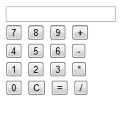 calculator using javascript javascript calculator 123techguide