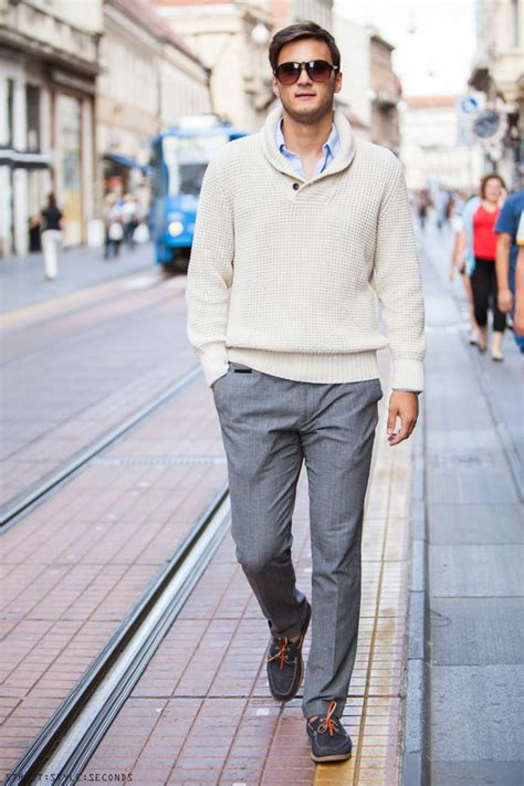 1000 images about causal men on pinterest grey dress - Boat Shoes Dress Pants