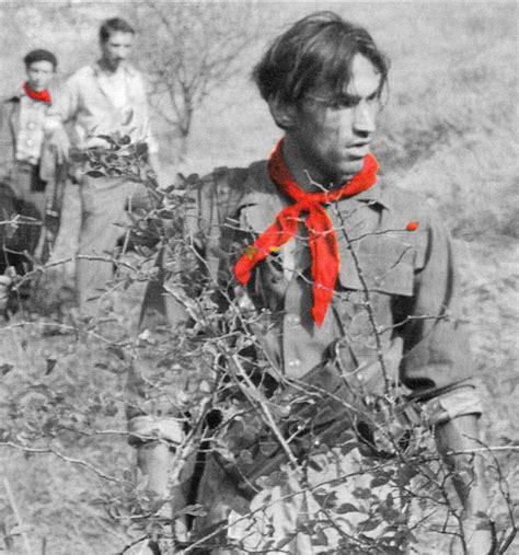 fiore partigiano partigiani essere sinistra
