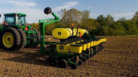 deere planter 1705 integral planters planting and seeding