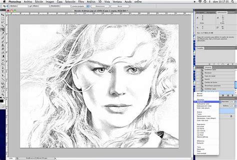transformar imagenes a un pdf transformar una fotograf 237 a en dibujo con photoshop